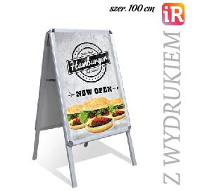 Potykacz reklamowy A0 100 x 90