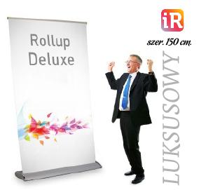 Roll up luxusowy 150 x 200 z wydrukiem