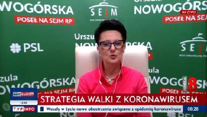 Zdjęcia ścianek reklamowych używanych przez klientów sklepu internetowego irollup.pl